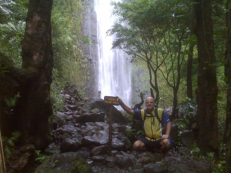 MikeM and Manoa Falls
