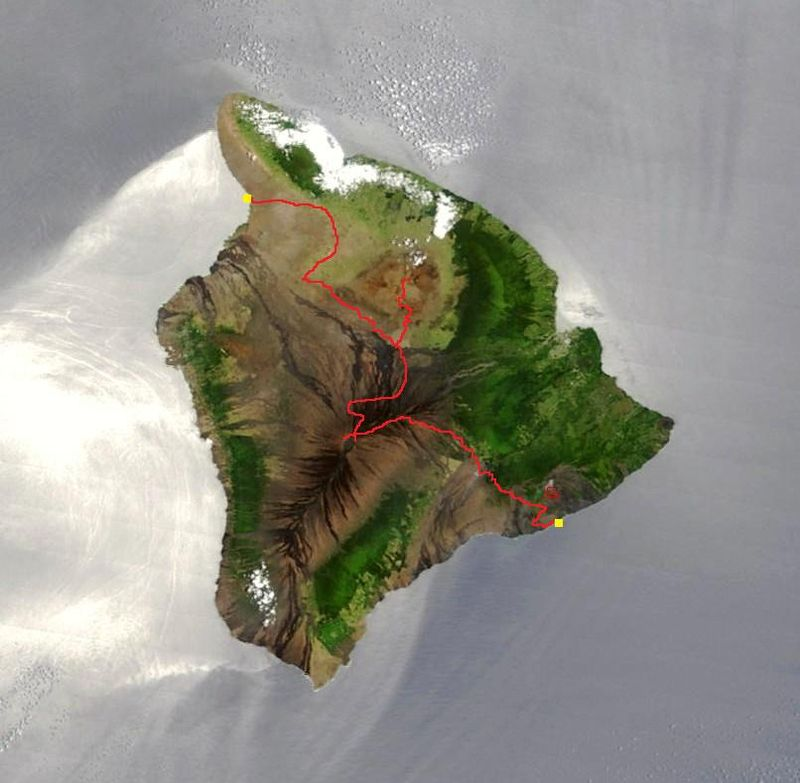 Nasa Hawaii Chain BI Crop
